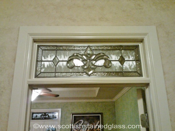Salt lake city stained glass transom windows salt lake for Transom windows